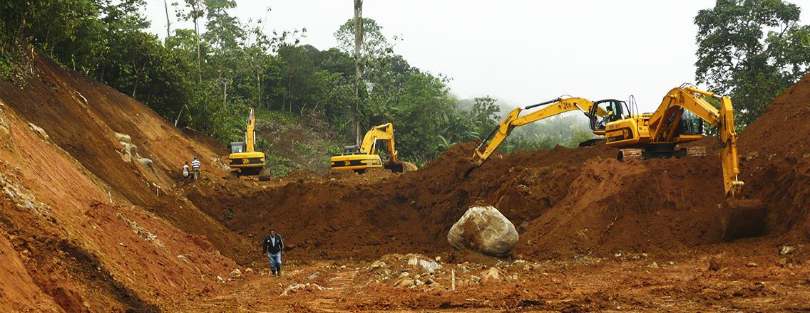 escavacion